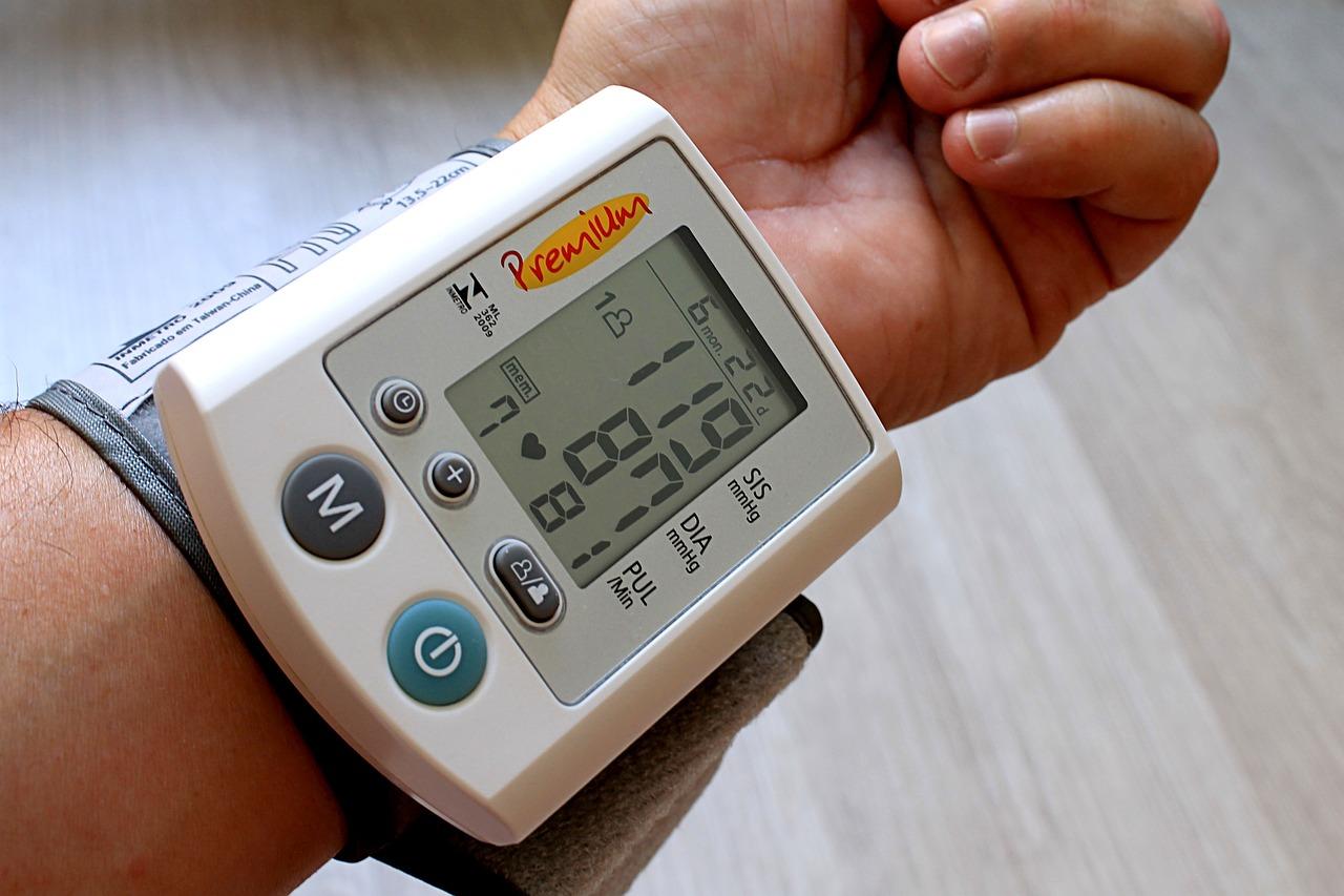Naturalna niwelacja nadciśnienia